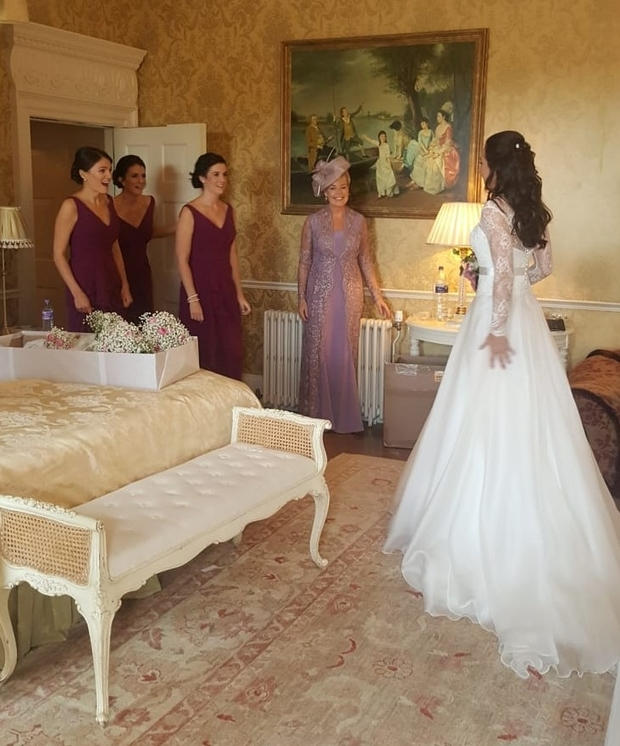 McKenzie Hair Bridal Party