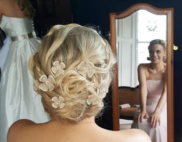 McKenzie Hair Bridesmaids
